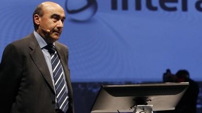 Der damalige Acer-Chef Gianfranco Lanci im November 2010 in New York