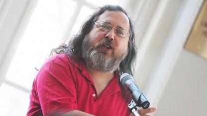 Richard Stallman sieht in Android ein unfreies System.