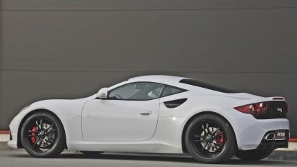 Den Artega GT gibt es ab September 2012 auch mit Elektromotoren.