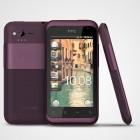 HTC Rhyme: Android-Smartphone mit Dockingstation und Charm