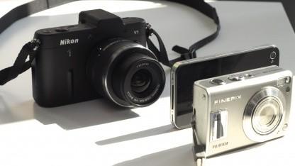 Nikons neue Systemkamera