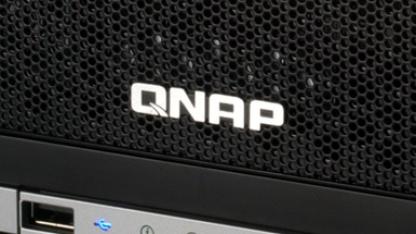 Nun auch Lion-kompatibel: das Qnap Turbo-NAS TS-409 Pro