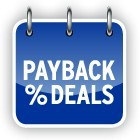 Payback Deals startet am 4. Oktober 2011.