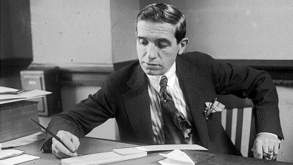 Charles Ponzi im Jahr 1920