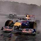 Test F1 2011: Mit Vettel bis nach Indien