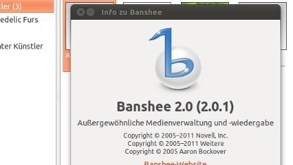 Mit Banshee 2.2.0 können Anwender direkt beim eMusic Store einkaufen.