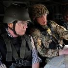 Ortungsfunktion: Verteidigungsminister warnt vor Smartphones im Kriegseinsatz