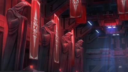 Onlinerollenspiel im Star-Wars-Universum kommt zu Weihnachten.