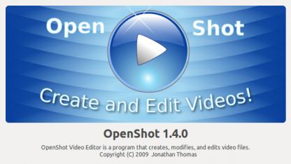 Die Änderungen in Openshot 1.4 stablisieren einige Funktionen in dem freien Videoeditor.