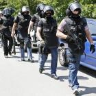 Protest: Anonymous nennt Adressen von österreichischen Polizisten