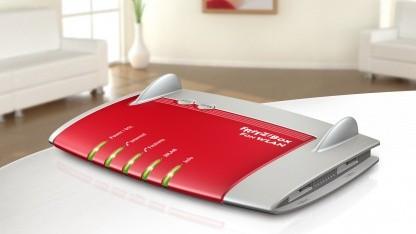Router wie die Fritzbox sollen sich selbst entstören.