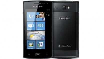 Omnia W mit Windows Phone 7.5
