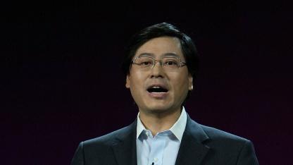 Lenovo-Chef Yang Yuanqing im Jahr 2010