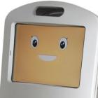 Panasonic: Roboter für die Kommunikation und die Haarwäsche