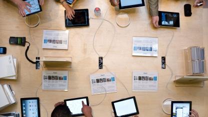 iPad, iMac, iPhone, Macbook Air: Apple wird 2012 die Produktlinien erneuern