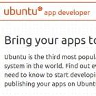 Ubuntu: Entwicklerseite für Apps gestartet