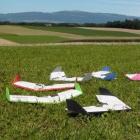 Robotik: Drohnen fliegen im Schwarm wie Vögel
