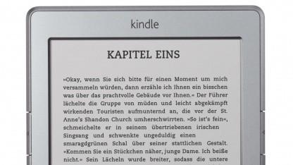 Der neue Kindle ist in Deutschland ab dem 12. Oktober 2011 lieferbar.