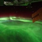 ISS: Astronauten filmen Polarlicht über Neuseeland