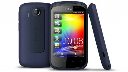 Android-Smartphone HTC Explorer