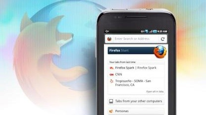 Native Android-Version von Firefox Mobile entwickelt