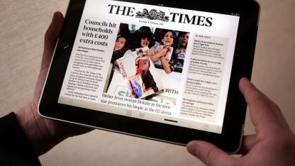 Tageszeitung auf dem iPad: Kombiangebot aus digitaler und geduckter Ausgabe