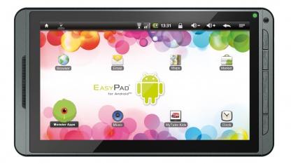 Easypix' Easypad Junior - ein Tablet für Kinder