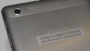 Samsung zeigt auf der Ifa das Galaxy Tab 7.7.