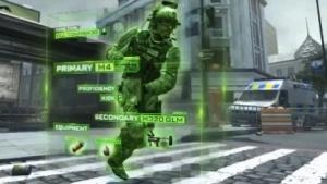 Ein Onlinekrieger in Modern Warfare 3