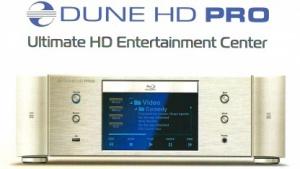 Dune HD Pro - so soll das fertige Gerät aussehen