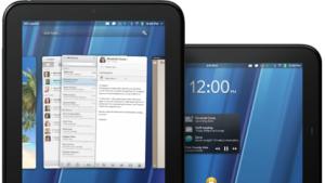 Android läuft auf einem Touchpad samt Multitouch-Unterstützung.