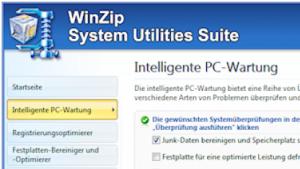 Winzip PC Tuner