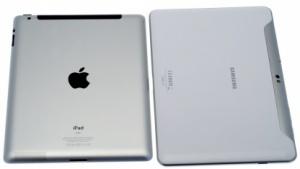Zu ähnlich: Apples iPad und Samsungs Galaxy Tab 10.1