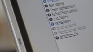 Das PC-Bios wird von Schadsoftwareautoren angegriffen.