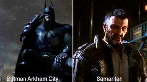 Arkham City vs. Samaritan