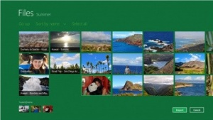 Metro-UI von Windows 8