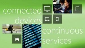 Windows Server 8 auf der Build Windows.