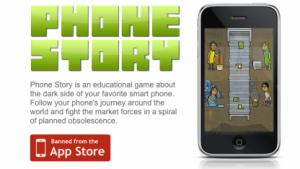 Phonestory: Apple entfernt iPhone-kritische App