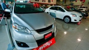 US-Bürgerin darf Toyota wegen einer Werbekampagne für den Matrix verklagen.
