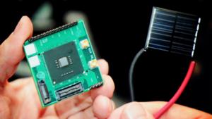 Forschungs-Pentium: Eine Solarzelle reicht für Quake auf dem PC