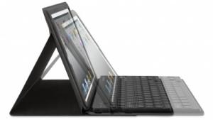 Belkin-Keyboard Folio - Bluetooth-Keyboard-Schutzhülle für das iPad 2