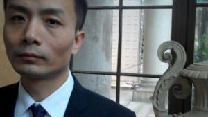 Der chinesische Journalist Jing Zhao, besser bekannt als Michael Anti