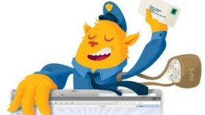 E-Mail-Client in neuer Version