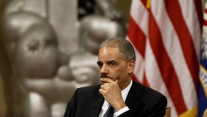US-Justizminister Eric Holder
