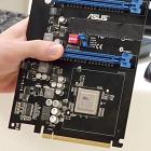 Schnittstelle: Asus zeigt PCI-Express 3.0 in Betrieb mit SSD