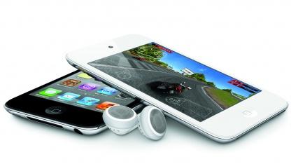 Der neue iPod touch ist nun in Weiß erhältlich