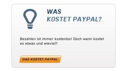 Phishing ist bei Paypal-Nutzern erfolgreich.