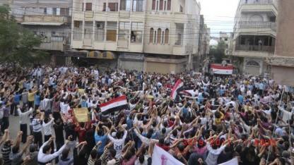Protest in Syrien: Überwachung und Zensur des Internets