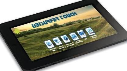 Ein ähnliches Tablet mit dem Namen Aakash wird in Indien für 25 Euro angeboten.