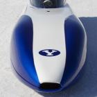 Electric Blue: Elektroauto beschleunigt auf Weltrekordniveau